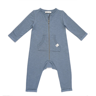 By Heritage Otto Playsuit Playsuit By.Heritage 56 Sea Blue