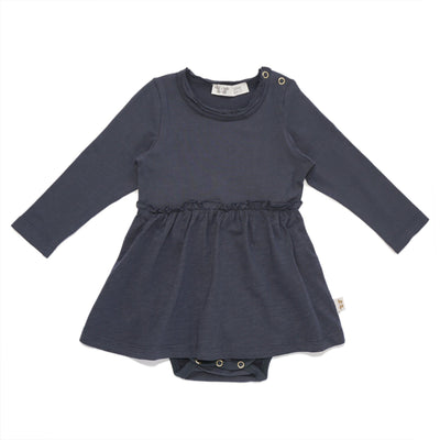 By Heritage Lissy Body With Skirt Part in Navy