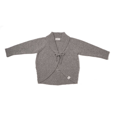 By Heritage Polly Knitted Cardigan Cardigan By.Heritage 86/92 greyish lilac