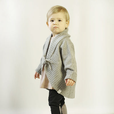 By Heritage Polly Knitted Cardigan Cardigan By.Heritage