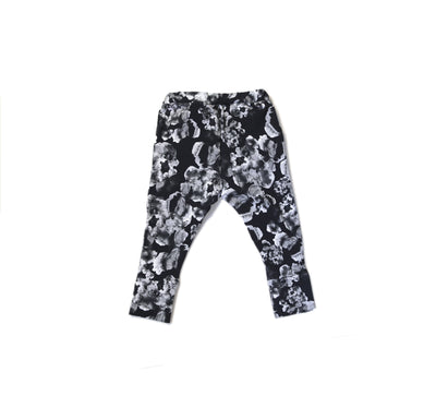 Taival Waves Baggypants, Black