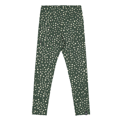 Kaiko Wild Dots Leggings, Moss Leggings Kaiko 74/80