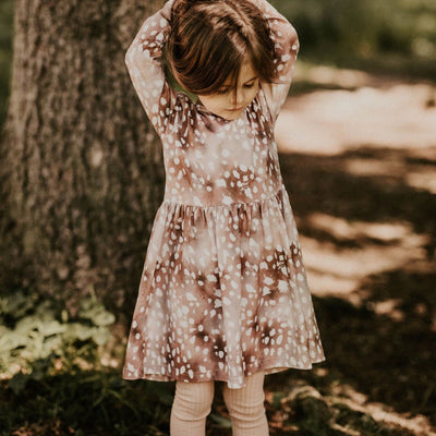 Kaiko Bambi Dress Copper Bambi Dress Kaiko