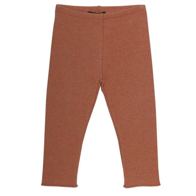 Co.Label Leggings Rust