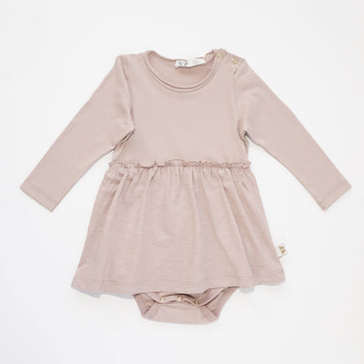 By Heritage Lissy Body With Skirt Part Body By.Heritage 56 Old Pink