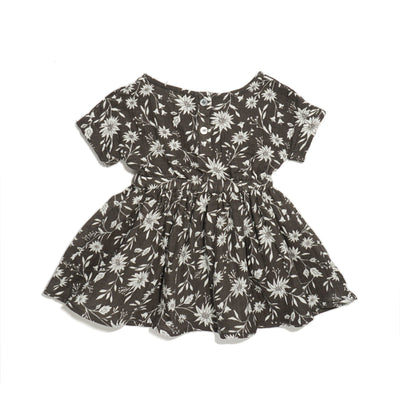 Rylee + Cru Midnight Floral Kat t-Shirt Dress