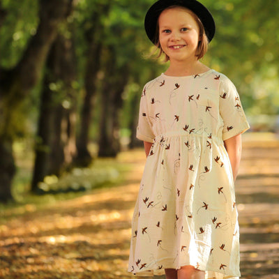 Rylee & Cru Sparrow Kat T-Shirt Dress