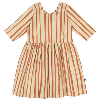 Kaiko Basic Dress, Boho Stripe Dress Kaiko 74/80