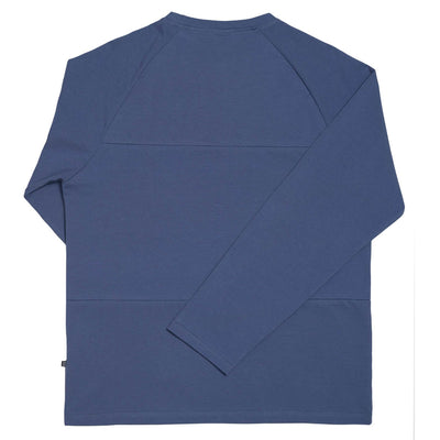 Kaiko Block Shirt Blue Men's Collection Men Kaiko