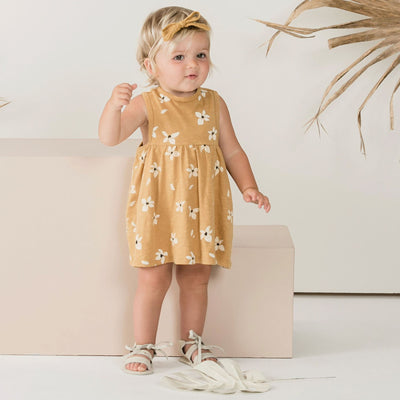 Rylee & Cru Hibiscus Layla Mini Dress dress Rylee + Cru