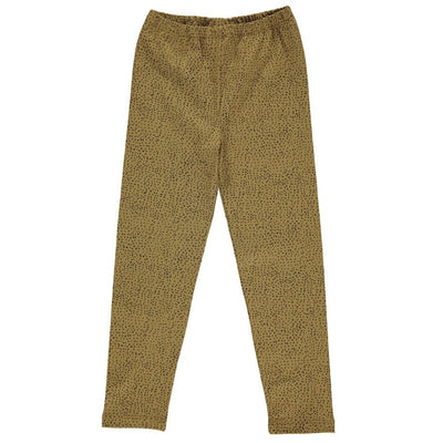 Gro Malak Leggings Leggings GRO 56 Ochre Green