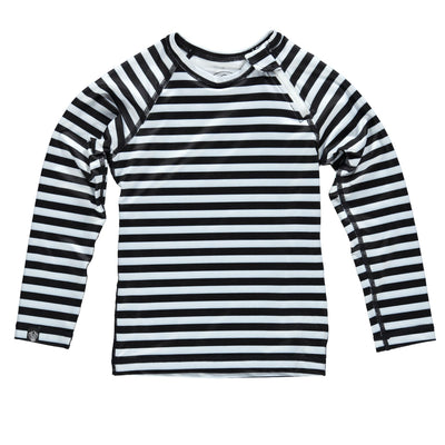 Beach & Bandits Stripe Tee Long Sleeve Swimware Beach & Bandits 80/86