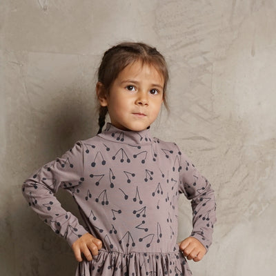 GRO Grey Mud Dress