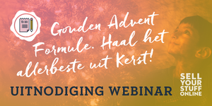 Gouden advent formule - webinar + swipe file