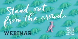 WEBINAR ALERT: Stand out from the crowd