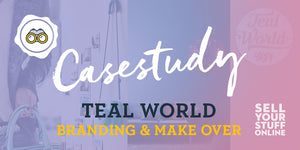 Casestudy: Teal World branding & makeover