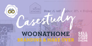 Casestudy: Woonathome branding & makeover