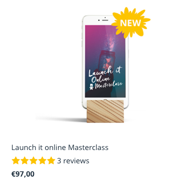 Launch it masterclass