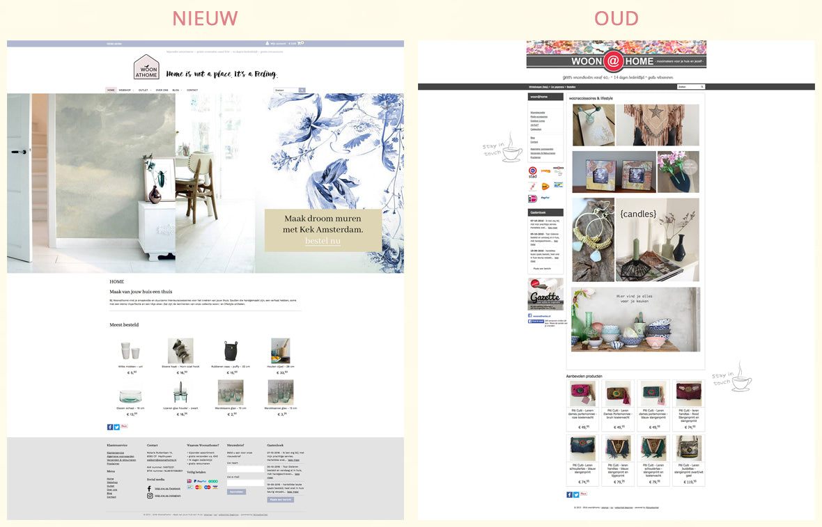 Woonathome webshops