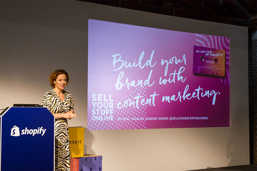 Building your brand with content marketing