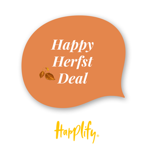 Happlify - Herfst Deal 2020