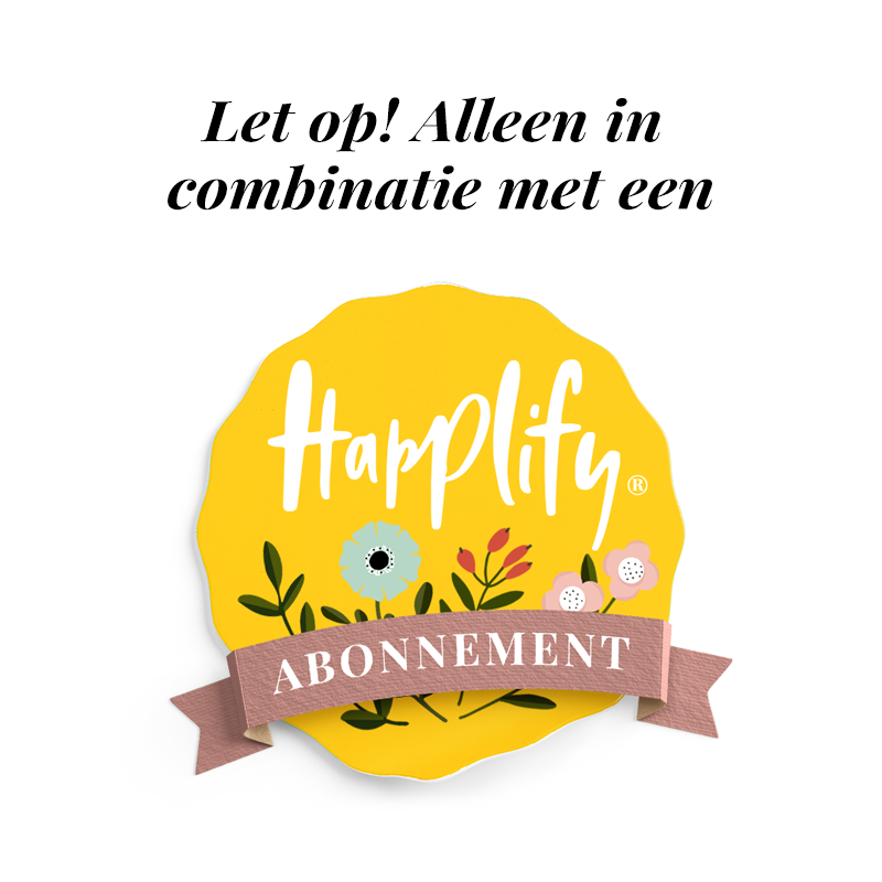 Happlify - Happy Thoughts nieuwsbrief
