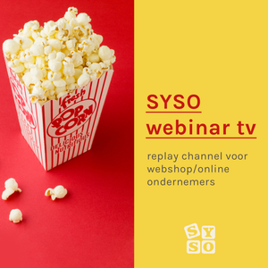 SYSO webinar tv - replay channel