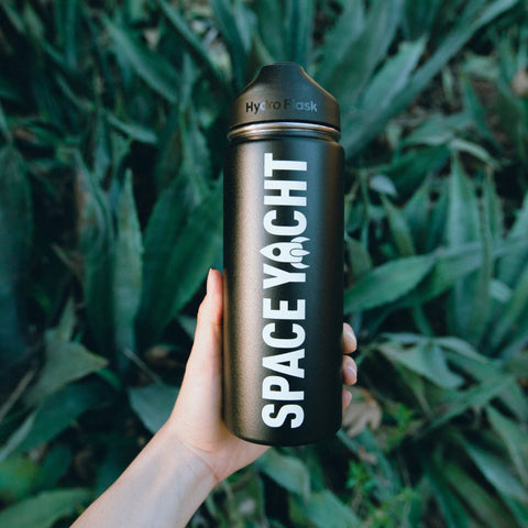 Space Yacht x Hydro Flask Limited Edition of 50