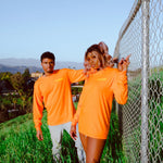 We Are So F*cked- Orange Long Sleeve (Limited Edition)
