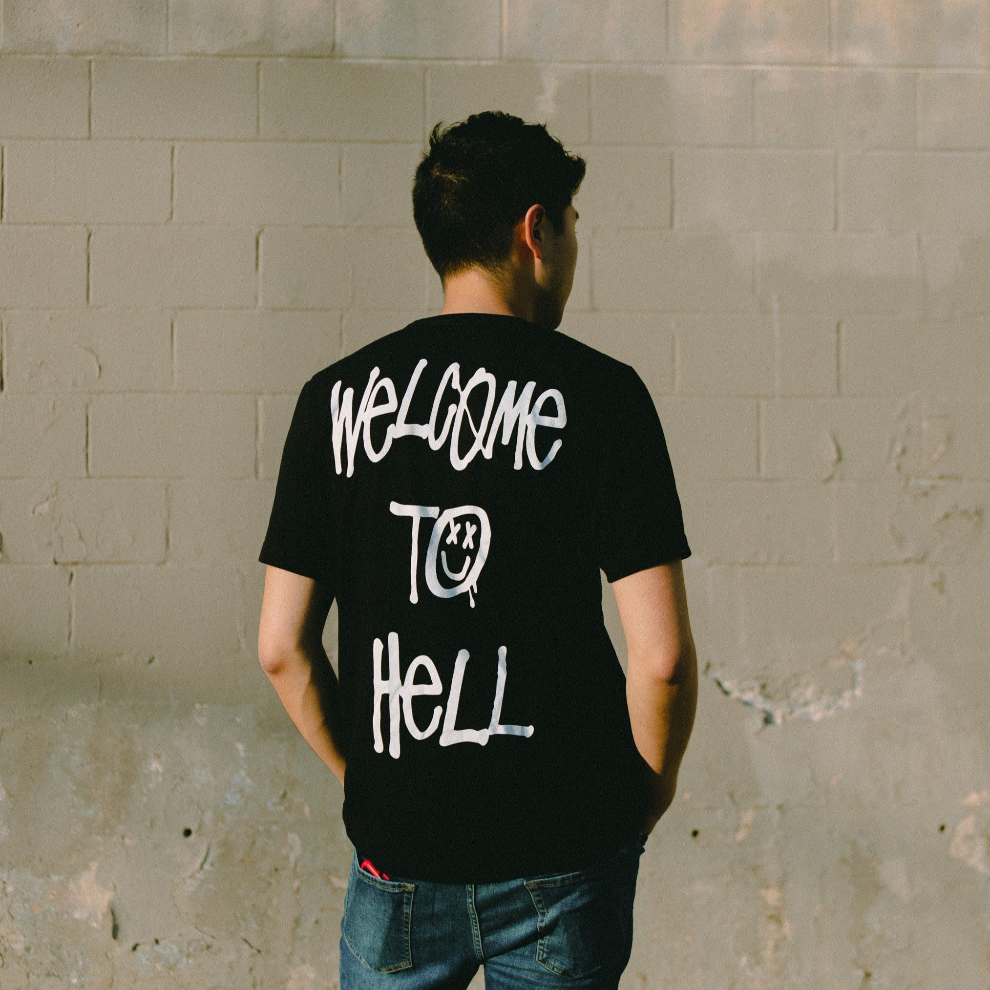 Welcome Heavyweight Tee (Limited Edition of 48)