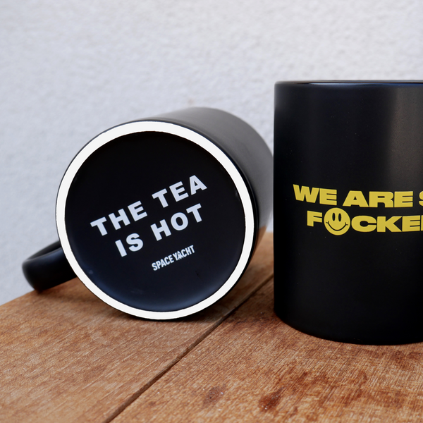 WE ARE SO F🙂CKED MUG (LIMITED EDITION)