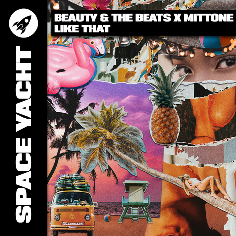 BEAUTY & THE BEATS X MITTONE - LIKE THAT (DELUXE DOWNLOAD)