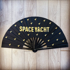 Gold Space Fan