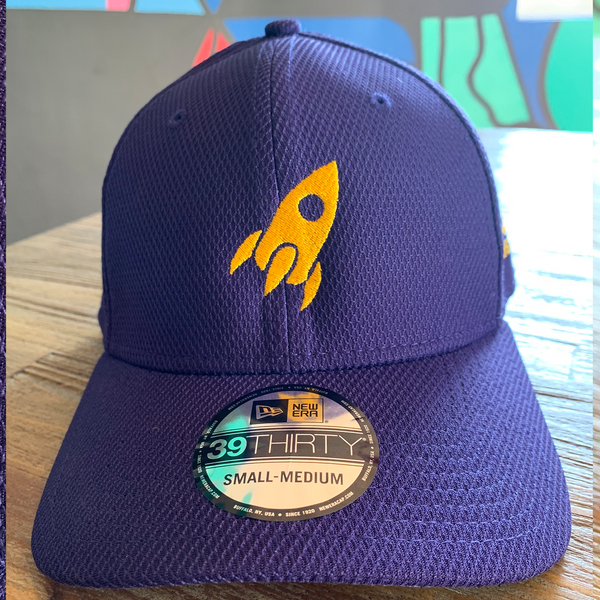 Space Yacht Flex Fit Hat (Lakers Colorway) *REISSUE EDITION OF 30*