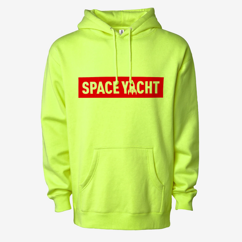 Spicy Lemon Box Logo Hoodie (Limited Edition)
