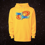 """Welcome To the Space Yacht"" Gold Hoodie (Hyper-Limited Edition of 50) *PRE SALE*"