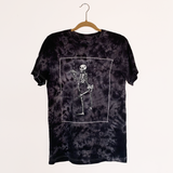Twerk Skeleton- Limited Edition Acid Wash Tee