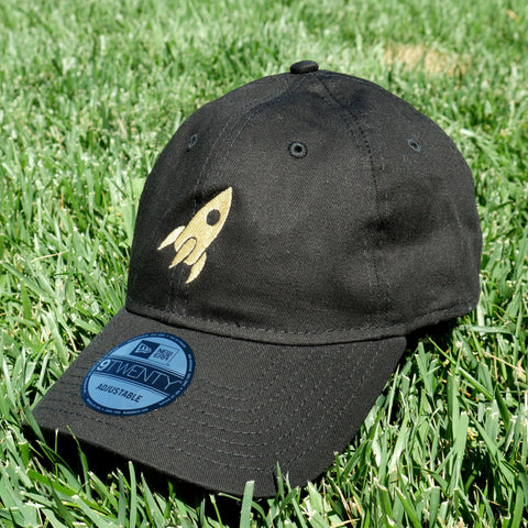 Squad Dad Hat : Gold Rocket Edition of 20 (NEW)
