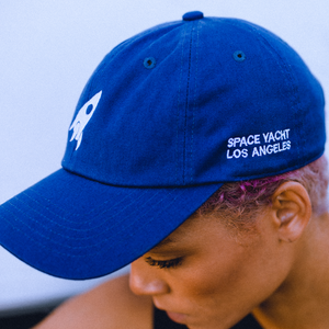 """Dodger Blue"" Dad Hat (Limited Edition)"