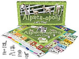 Alpaca-opoly Board Game