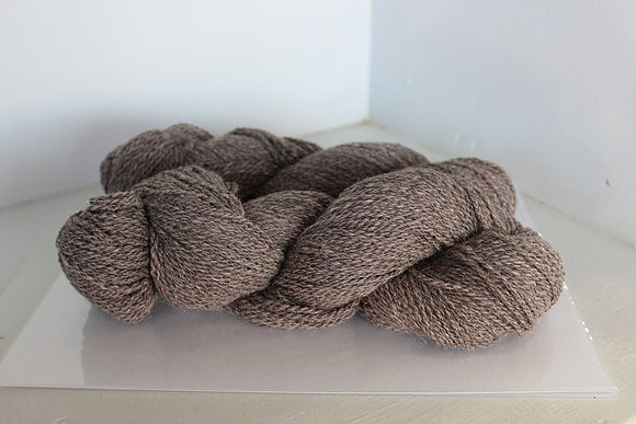Yarn - worsted - Alpaca/Bamboo/Wool/Nylon - Frost by The Shepherd's Mill
