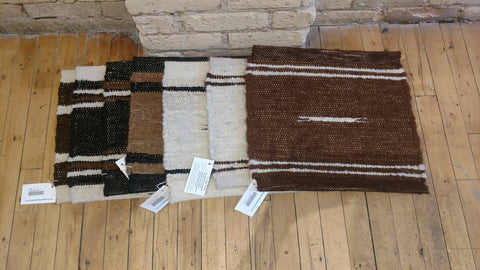 Alpaca Seating Mats