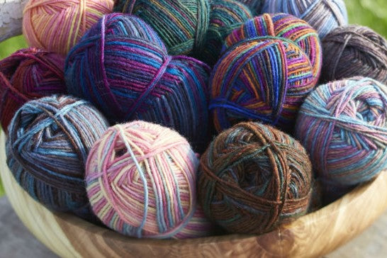 Yarn - worsted - 100% Wool - Lanaloft by Brown Sheep Company
