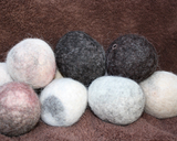 Eco-friendly Alpaca Dryer Balls - set of 3