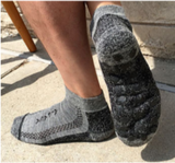 Alpaca Non-Skid Slipper Socks