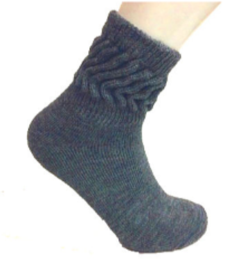 Alpaca Urban Warrior Socks