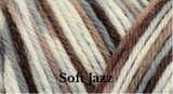 Yarn - fingering/sock - Wool/Nylon - Wildfoote by Brown Sheep Company