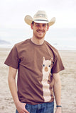 Alpaca Watching T-Shirt