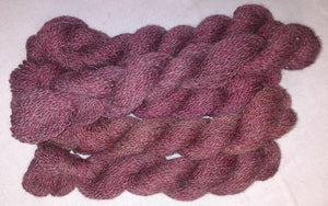 Yarn - Fingering Minis - Alpaca/Bamboo/Wool/Nylon - Harmony by The Shepherd's Mill