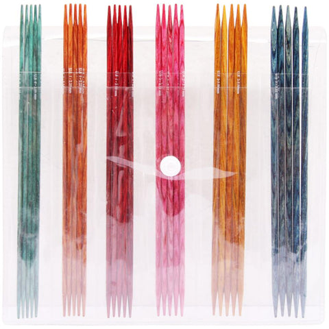"Knitting Needles - Knitter's Pride Dreamz - double point 6"" set"
